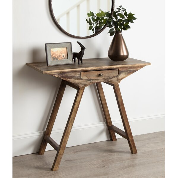 new style c0ba9 1db87 Pringle Chic Small Wooden Console Table