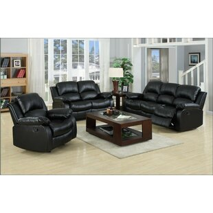 Corvin Reclining Configurable Living Room Set