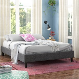 Terina Upholstered Platform Bed By Zipcode Design