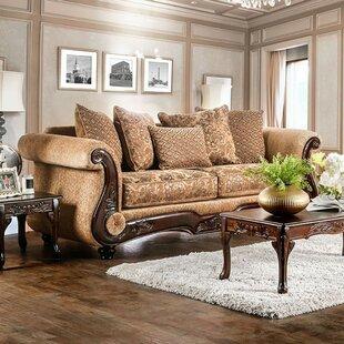 Astoria Grand Babille Luxurious Sofa