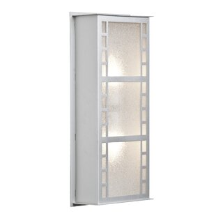 Affordable Price Catalie 2-Light Outdoor Flush Mount By Latitude Run