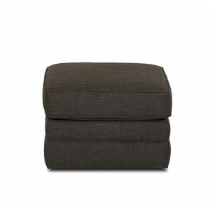 Cranesville Gliding Ottoman by Darby Home Co