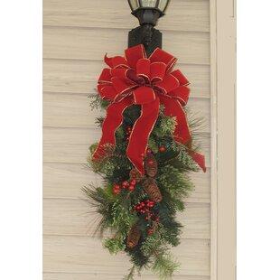 Holiday Door Swag