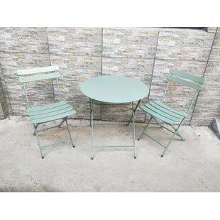 Allesandro 2 Seater Bistro Set By Sol 72 Outdoor