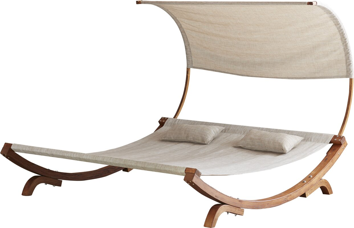 Maura Double Chaise Lounge