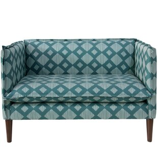 Stutes French Seam Settee by Brayden Studio Design
