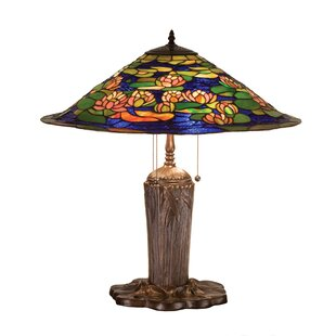 Tiffany Pond Lily 25 Table Lamp