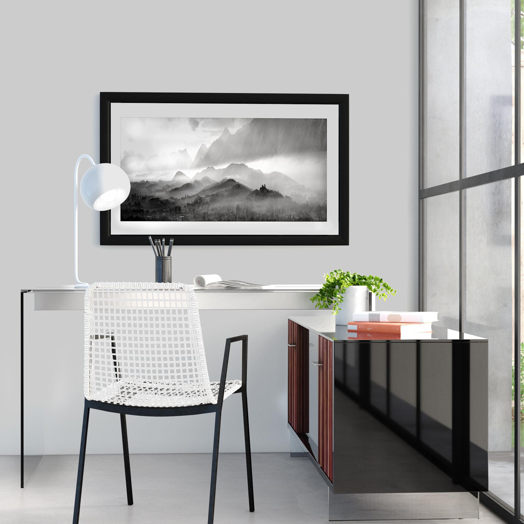 Blairwood Executive Desk Reviews Allmodern