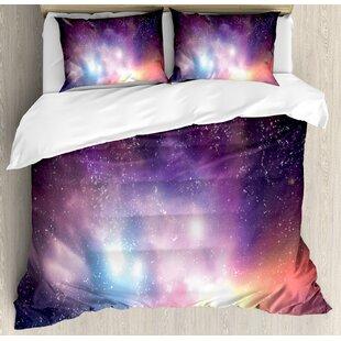 galaxy duvet cover set - Galaxy Bedding Set