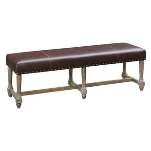 One Allium Way Arne Upholstered Bench