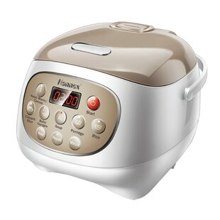 4 Cup Microcomputer Ceramic Rice Cooker