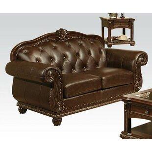 Astoria Grand Mott Upholstered Loveseat