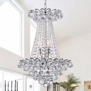 Woodcreek 5-Light Chandelier by House of Hampton