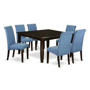 Noyes 5 Piece Counter Height Dining Set Manufactured By