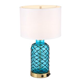 Baptist Mills 27'' Table Lamp