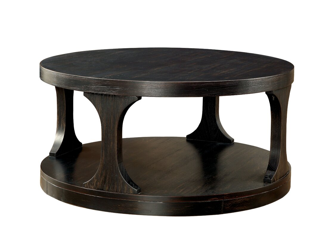 Transitional coffee table - Haywood Transitional Coffee Table