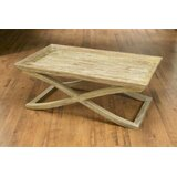 Vermont Coffee Table with Tray Top by Darby Home Co