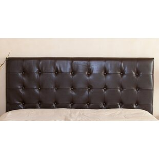 Brunner Upholstered Panel Headboard by Alcott Hill