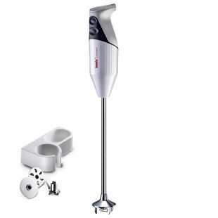 Gastro Pro-3 Professional Series NSF Rated 200 Watt 2 Speed 3 Blade Hand Blender