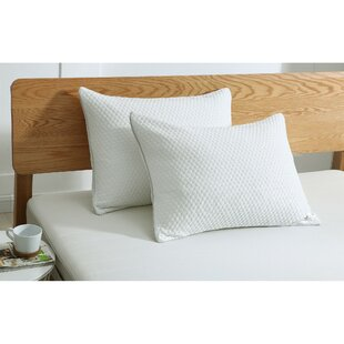 Maple Plush Down and Feathers Bed Pillow