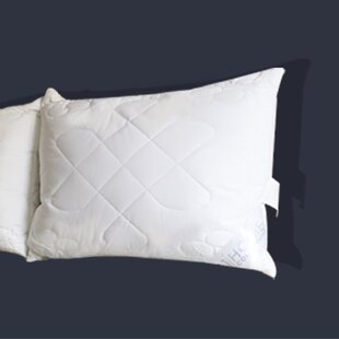 Snowflake Down Alternative Queen Pillow (Set of 2)