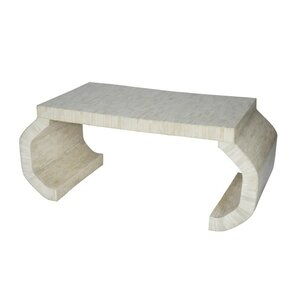 Handcrafted Coffee Table by Worlds Away