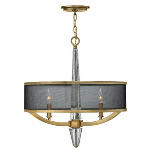 Mercer41 Jalen 3-Light Pendant