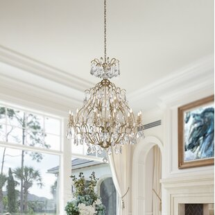 House of Hampton Franks 18-Light Candle Style Chandelier