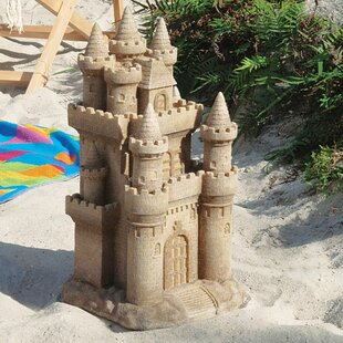 Castle by The Sea Statue by Design Toscano