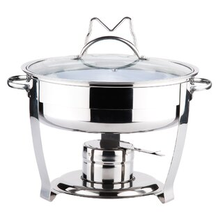 4-qt. Stainless Steel Chafing Dish