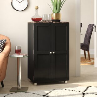 Cape Town Bar Cabinet By Mercury Row