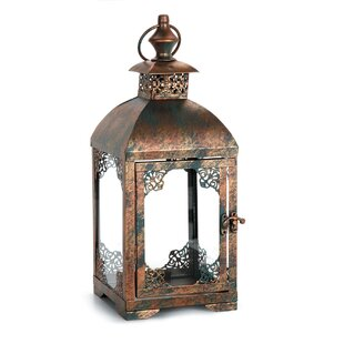 Compare & Buy Metal Lantern By Bloomsbury Market