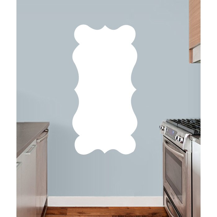 Removable WhiteBoard Wall Paper Sticker Dry Erase Office Vinyl Decor Decal BS