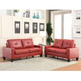 Richardo 2 Piece Living Room Set by Andrew Home Studio
