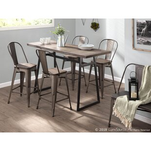Claremont 5 Piece Counter Height Dining Set Trent Austin Design