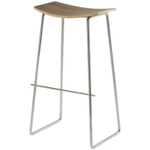 Arispe 31 Bar Stool by Comm Office Reviews