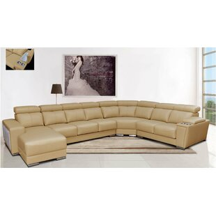Noci Design Reclining Sectional