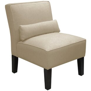 Alcott Hill Thurston Slipper Chair
