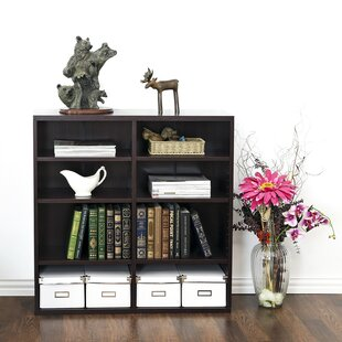 Abrielle Standard Bookcase by Ebern Designs