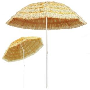 2.4m Beach Parasol By Bay Isle Home