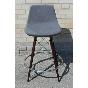 Vidrio 24 Bar Stool Brayden Studio