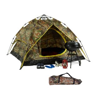 Mireille 3 Person Tent By Sol 72 Outdoor