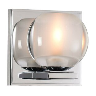 Corona 1-Light LED Bath Sconce by Kalco