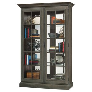 Clawson Lighted Curio Cabinet by Howard Miller®