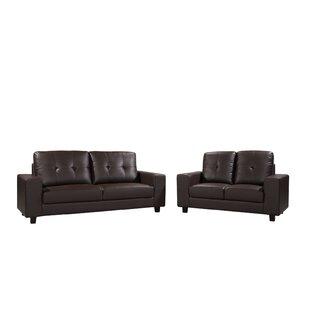 Review Acorn Grove 2 Piece Sofa Set