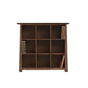 Hamilton Multimedia Record Standard Bookcase by Urbangreen Furniture