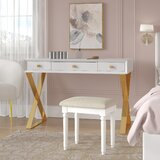Neria Vanity with Mirror by Willa Arlo Interiors