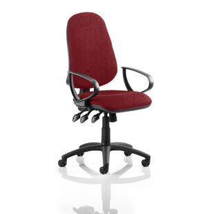 Novus Mid-Back Desk Chair By Symple Stuff