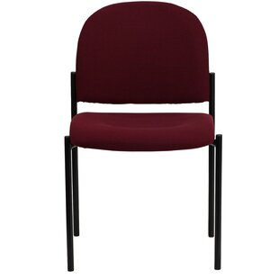 Deals Personalized Comfortable Stackable Steel Guest Chair by Flash Furniture Reviews (2019) & Buyer's Guide