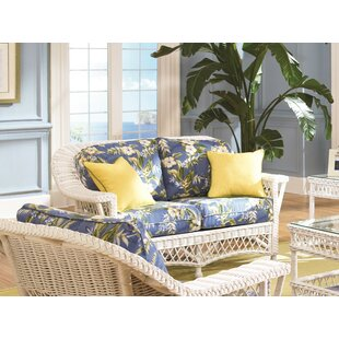 Rosado Loveseat by Bay Isle Home